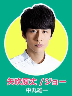 ドラマ【マッサージ探偵ジョー】のキャストとあらすじ!中丸雄一がソロデビューを果たす?