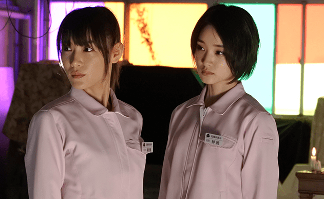 【女囚セブン】6話のあらすじと視聴率!山口紗弥加・中谷さとみの百合回が主役を圧倒!