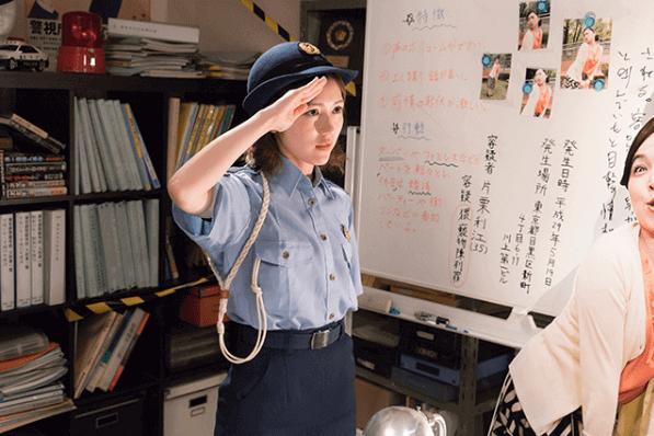 【サヨナラえなりくん】9話あらすじと感想!婦警・まゆゆが今回追加した意外なシーンとは?