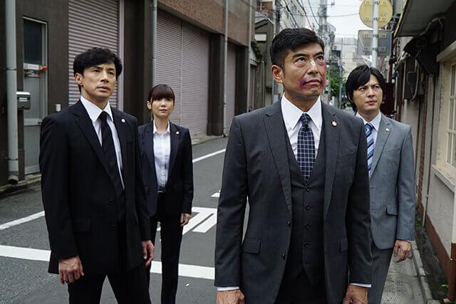 【刑事7人】9話視聴率は10.1%で二桁キープ!山下(片岡愛之助)救出長回しが好評!
