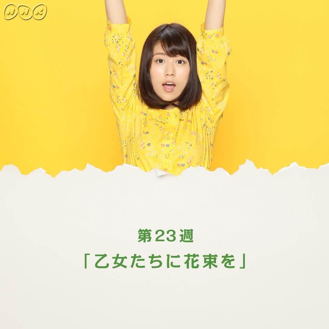 【ひよっこ】第23週の視聴率は21.8%で自己4位!みね子(有村架純)の世津子救出大作戦