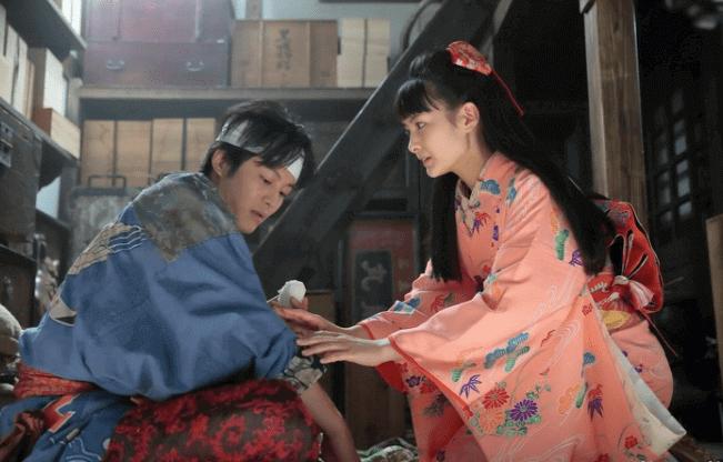 【わろてんか】第15回(10月18日)視聴率は18.0%!少女漫画?松坂桃李に触れて恋慕