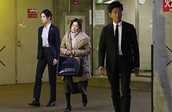 BG〜身辺警護人〜 第2話