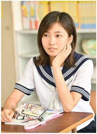 中学聖日記小野莉奈