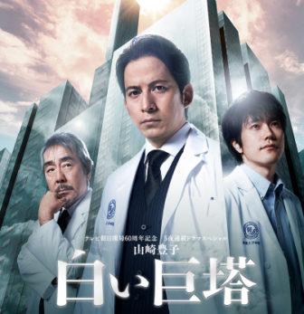 白い巨塔2019/春ドラマ