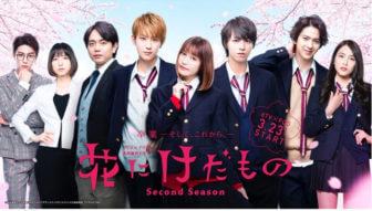 花にけだもの2/春ドラマ2019