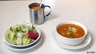 孤独のグルメ8料理 チャーチャースープ