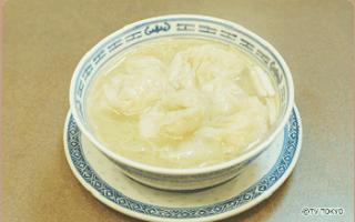 孤独のグルメ8料理 海老ワンタン