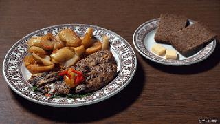 孤独のグルメ8料理 鯖の燻製