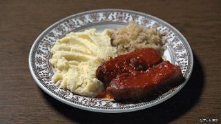 孤独のグルメ8料理 スペアリブ