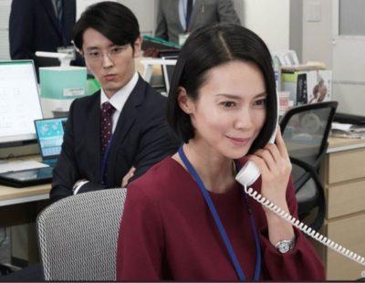 ハル総合商社の女5話アイキャッチ