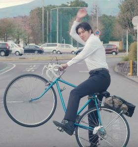 ドラマ「ホームルーム」ドラマ内画像