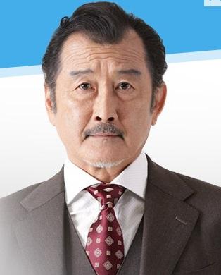 スーツ吉田鋼太郎