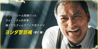 名探偵ピカチュウ キャスト・声優ヨシダ警部