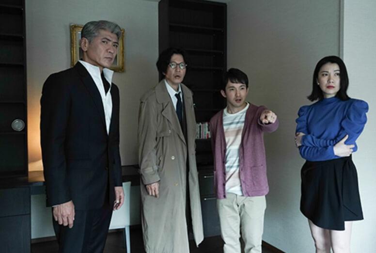 探偵・由利麟太郎・3話