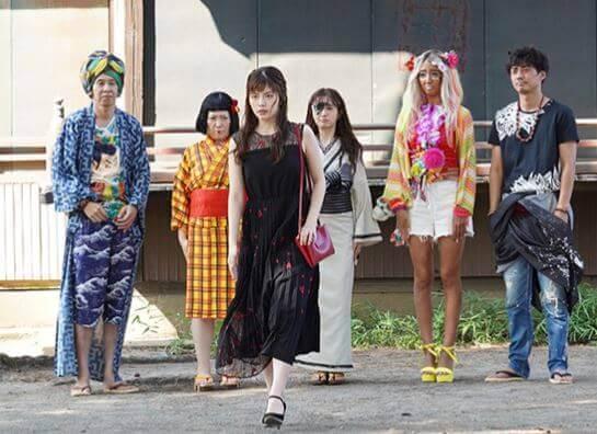 妖怪シェアハウス第6話ドラマ内画像②
