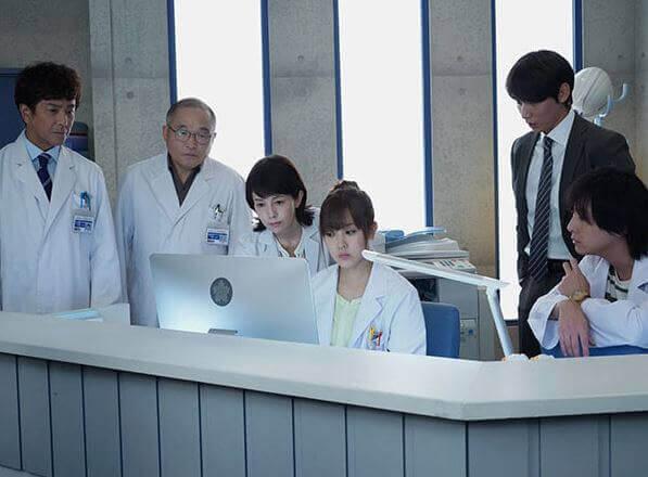 科捜研の女20第2話ドラマ内画像