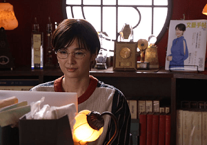【書けないッ】1話・吉瀬美智子
