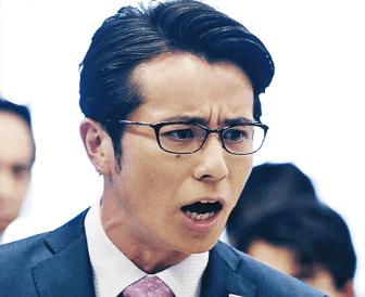 藤森慎吾  映画【七つの会議】のキャスト・登場人物 主演・野村萬斎