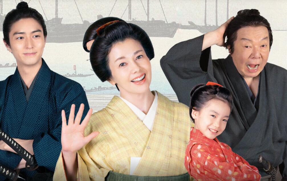 小吉の女房2  【小吉の女房2】のキャストとあらすじ!沢口靖子と古田新太の夫婦愛にほっこり!