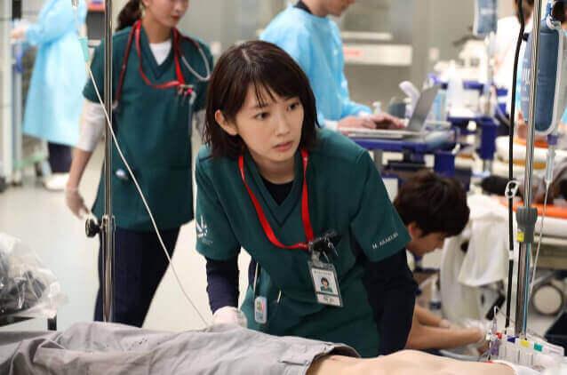 ナイト・ドクター01話