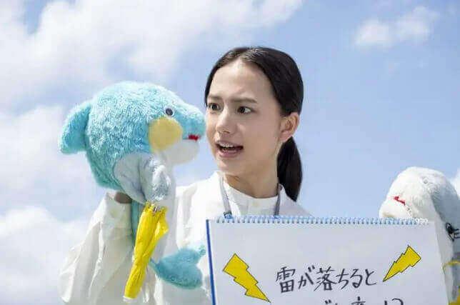 おかえりモネ-71  【おかえりモネ】71話 百音(清原果耶)が中継キャスターデビュー!