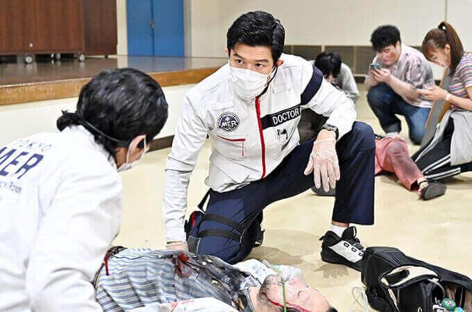 TOKYOMER-10話  【TOKYO MER】10話のネタバレと視聴率!初の死者が人気キャラでネット号泣